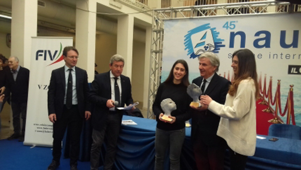 Andrea Agizza wins her last prize in the 2017 Zone Championship: now it's time for something new