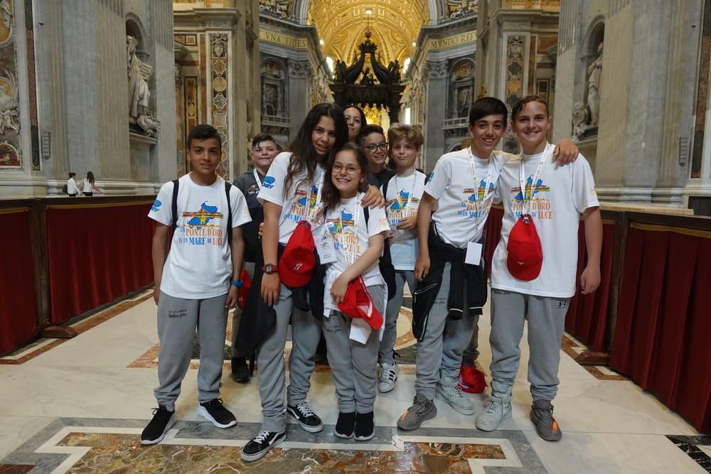 Pope Francis visit as seen by director Antonietta De Falco